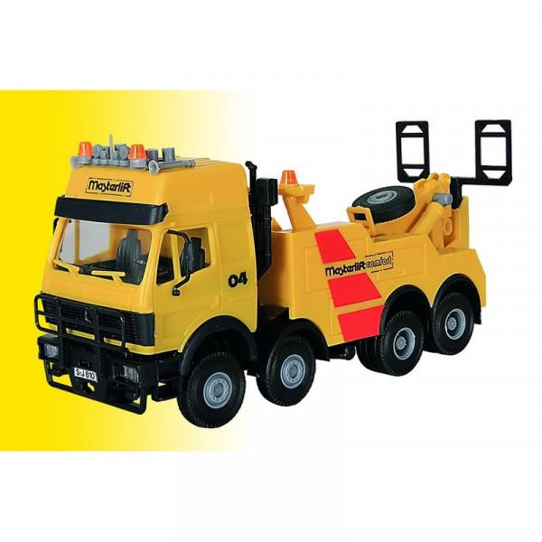 KB 14666 - Kibri H0 MB Abschleppfahrzeug Bausatz H0