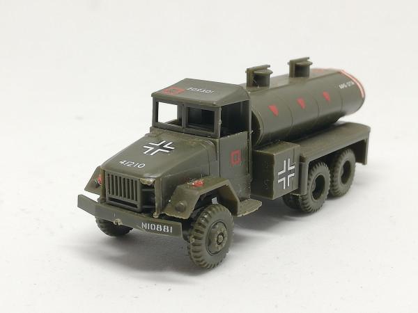 Roco 148 GMC US Waser-Tankwagen gesupert