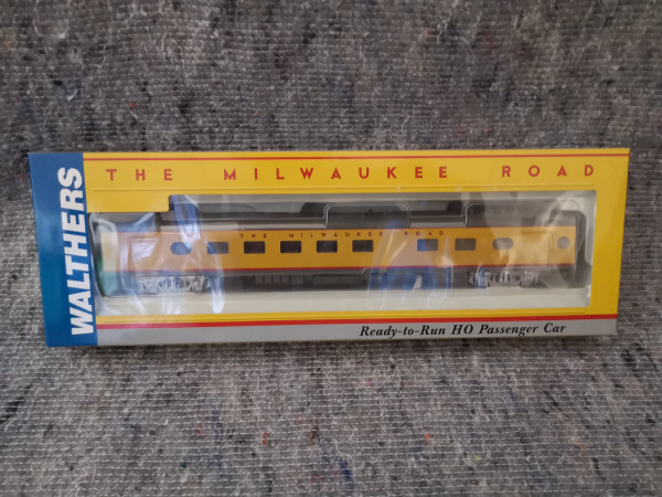 Walther 932-9231 Milwaukee Road 48 Seat Diner