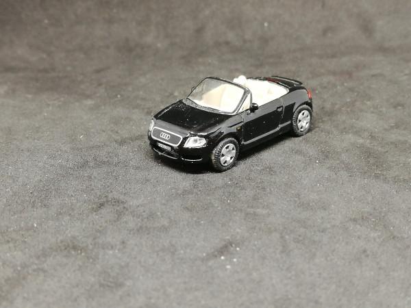 Schuco Audi Cabrio schwarz
