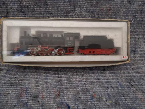 Piko 5/6302 Güterzug Dampflok BR55 mit Schlepptender