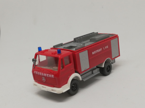 Wiking MB Feuerwehr Berlin-W Notruf 112