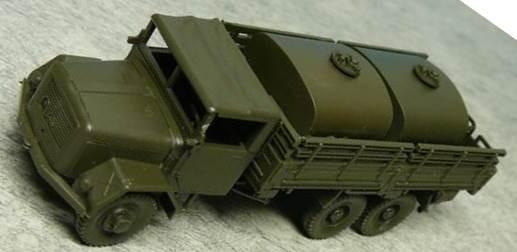 Roco 390 minitank 1:87 Jupiter mit Tankaufsatz-Behälter Neu in OVP