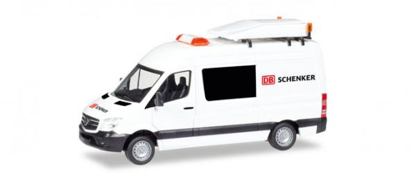 """Herpa 093590 Mercedes-Benz Sprinter BF3 """"DB Schenker"""""""