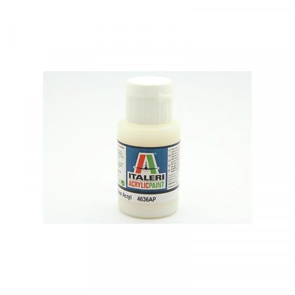 4636AP Vallejo Italeri Acrylfarbe Klarlack matt 35 ml