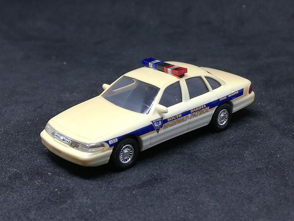Busch Ford Crown Victoria South Dakota Highway Patrol