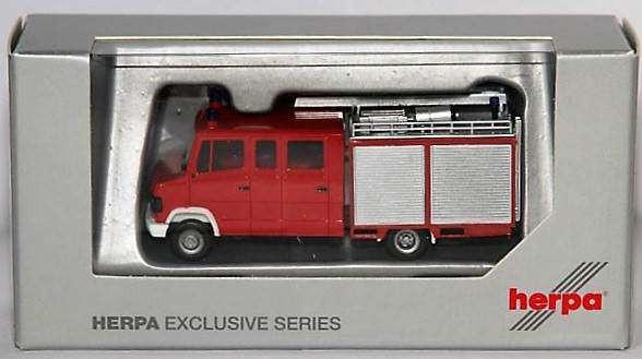 Herpa Exclusiv 297301 Mercedes T2 Feuerwehr LF 8 / 6