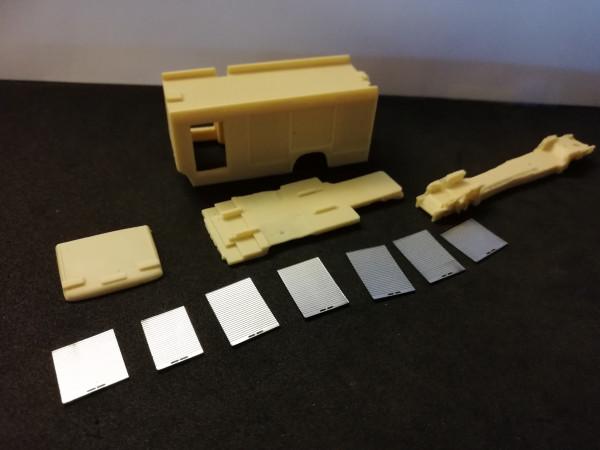 Resin Kleinserien Aufbau Feuerwehr Version 1
