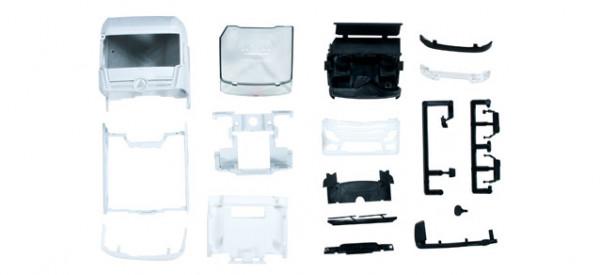 083614 Fahrerhaus Mercedes-Benz Actros Bigspace mit Windleitblech und Chassisverkleidung Inhalt: 2 S