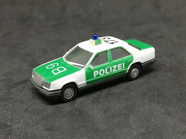 Herpa 041416 Mercedes-Benz 300 E Polizei