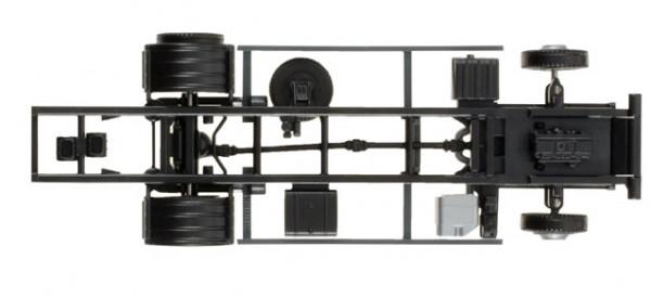 084482 Fahrgestell MAN TGL LKW 7,5 t für Ladebordwand Inhalt: 2 Stück