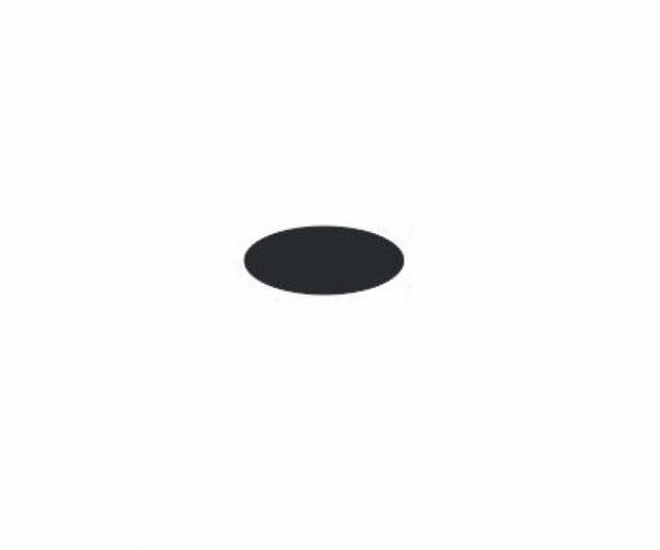4768AP Vallejo Italeri Acrylicpaint Acrylfarbe Flat black - schwarz, matt 20 ml