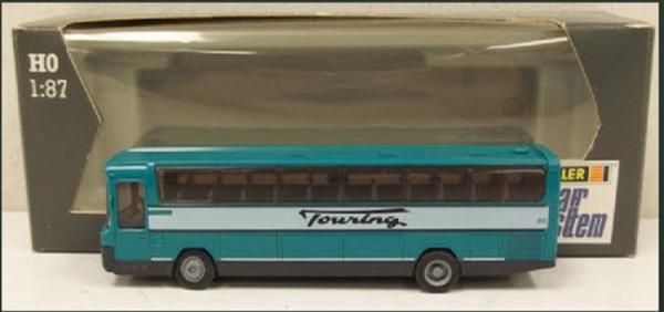 F-1610 Faller Car System City Bus MB 2a mit Fahrer