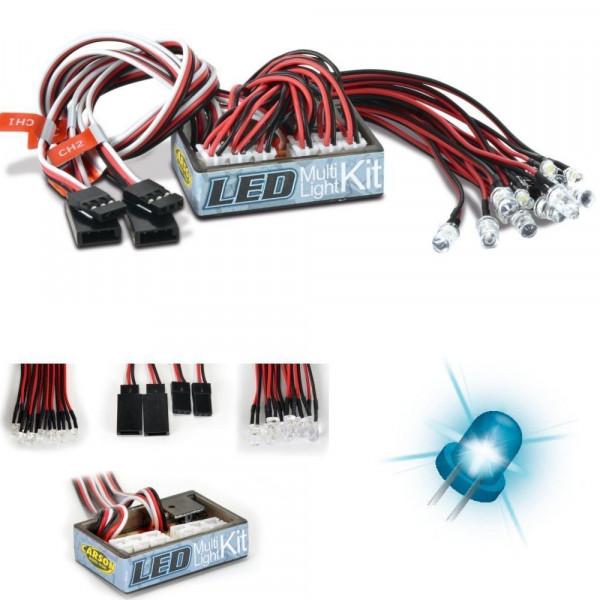 Tamiya Carson 500906166 - LED-Lichteinheit TRUCK