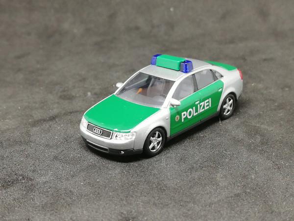 Busch Audi A4 Polizei