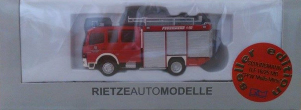 Rietze 60751 Schlingmann MB TLF16/25 Fw Melle
