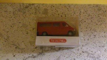 Wiking 2810120 Jugendfeuerwehr Mercedes Benz Sprinter