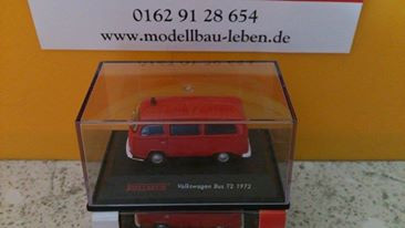 Vollmer VW Bus T2 (1972) Feuerwehr neutral