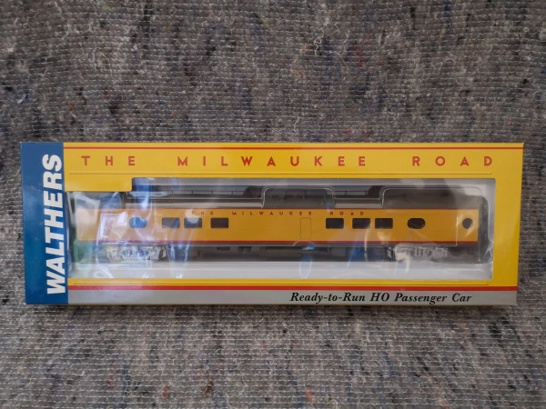 Walther 932-9241 Milwaukee Road 26 Seat Tap Lounge