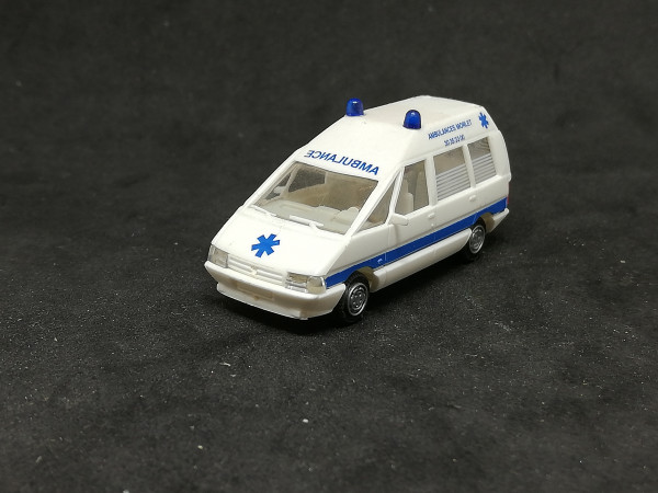 Praline Renault Espace Ambulance