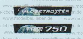 D-0515 - Decalsatz Volvo FH 2012 Dachschild
