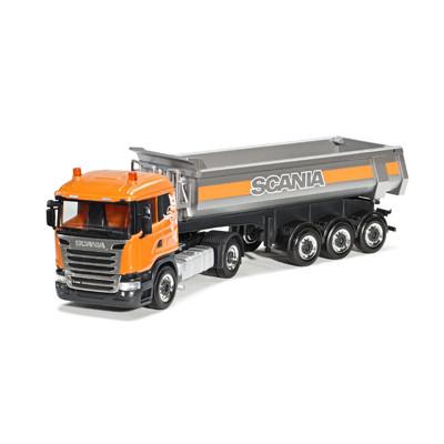 Herpa 2246785 Scania R 490 4x2 Kippsattelzug - Scania NEU + OVP