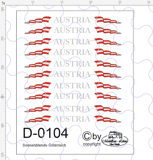 D-0104 Sonnenblende Österreich