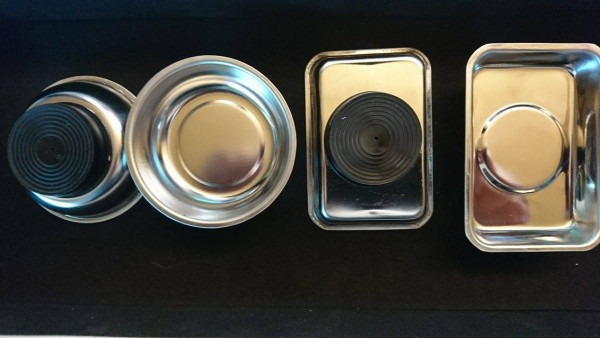 W- RS 40 Mini Magnetschalen Set 4 teilig