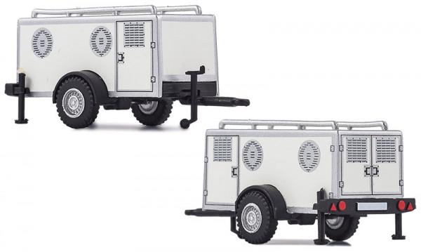 VK Modelle042022 - 1:87 Hundetransportanhänger (692590) 1 Stück
