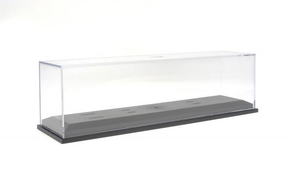 Rietze 99000 Präsentationsbox für LKW mit Auflieger oder Gelenkbusse 25 x 6x7 cm