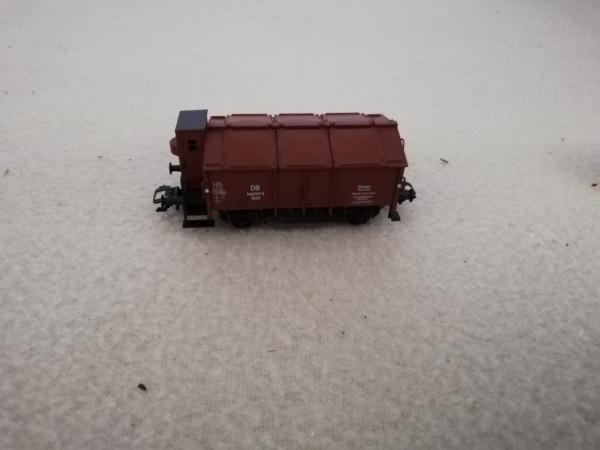 Roco 2 achs Schüttgutwagen DB