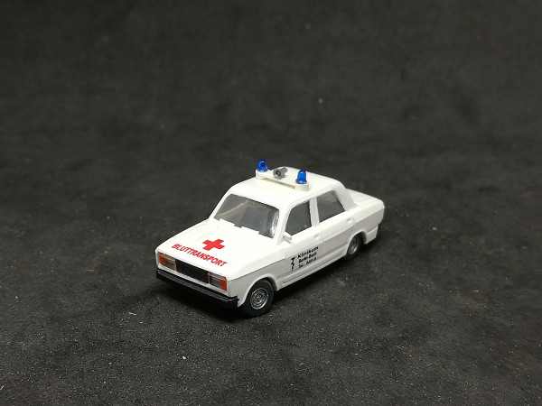 Modelltec S.E.S. Lada Bluttransport