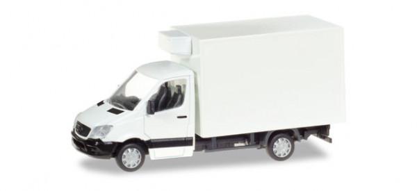 H 013062 MiniKit Mercedes-Benz Sprinter Kühlkoffer, unbedruckt