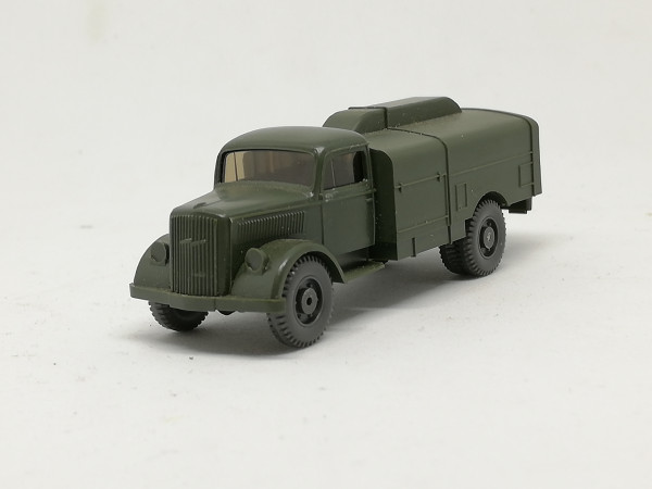 Wiking 8401648 Opel Blitz Flugfeldkesselwagen Militär