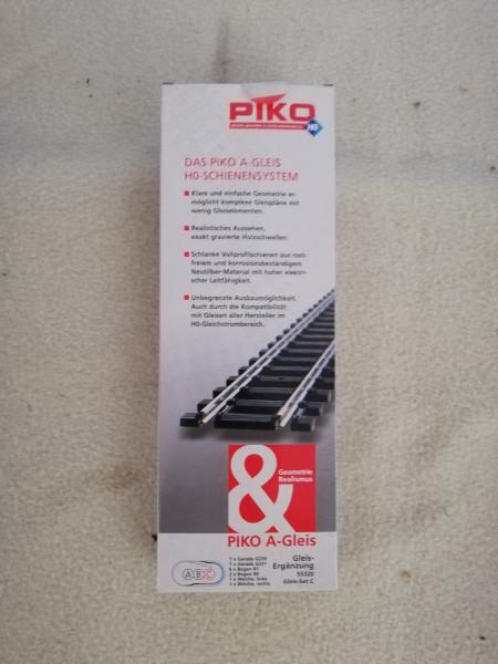 Piko 55320 A-Gleis Set-C 1:87