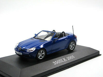 Ixo - Mercedes-Benz 350 SLK Roadster (2005) - 1:43