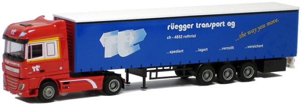 AWM 75301 Rüegger Transport, DAF XF 106 SSC vvsp. GardPlAufl. (CH)