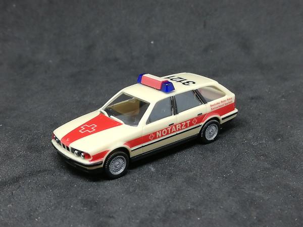 Herpa 043359 BMW 525i Notarzt