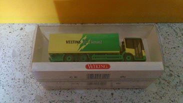 Wiking 561 40 39 Getränkekoffer-Lkw MB Econic