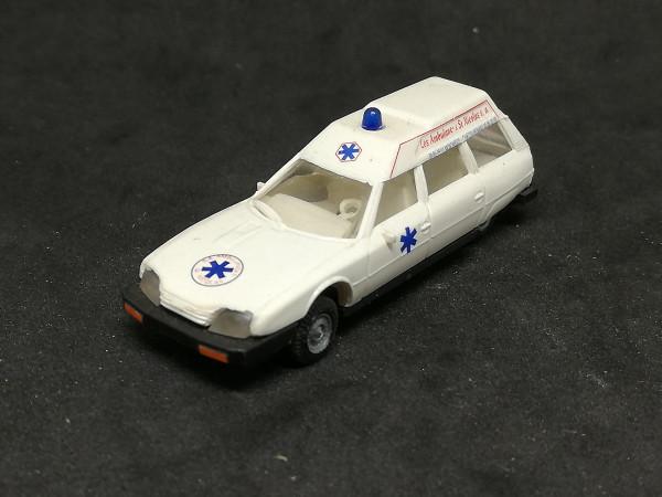 Praline Citroen CX Ambulance
