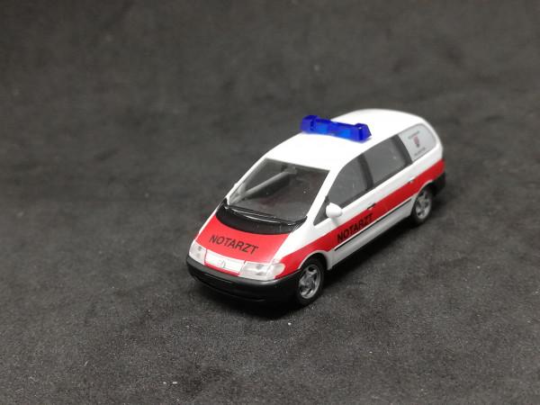 Herpa 043168 VW Sharan Notarzt