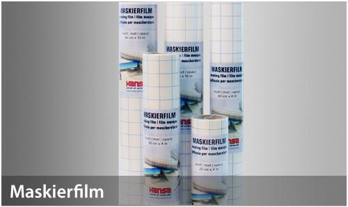 HS 40404 Maskierfilm matt, 40 cm x 4 m