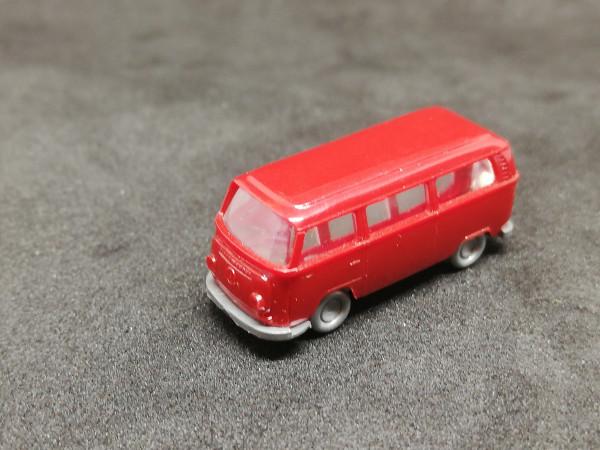 Wiking VW Kombi rot 1:160