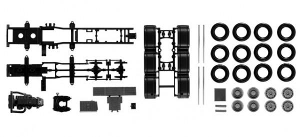 084345 Fahrgestell Mercedes-Benz Actros SLT 4-achs Schwerlastzugmaschine Inhalt: 2 Stück