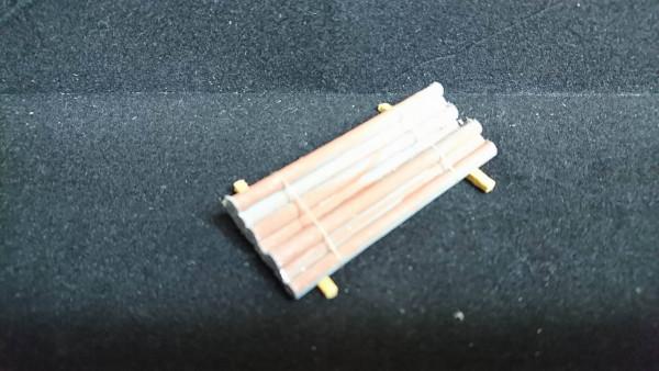 LG 006 - Ladegut Stahlstangen gebündelt, ca 50 mm lang 1:87