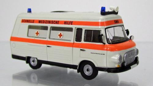 DDR-Auto LKW Kollektion Barkas B 1000 SMH-3