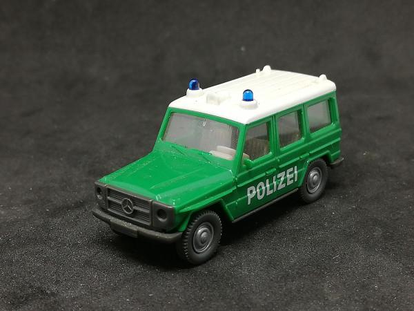Wiking Mercedes-Benz G 320 Polizei
