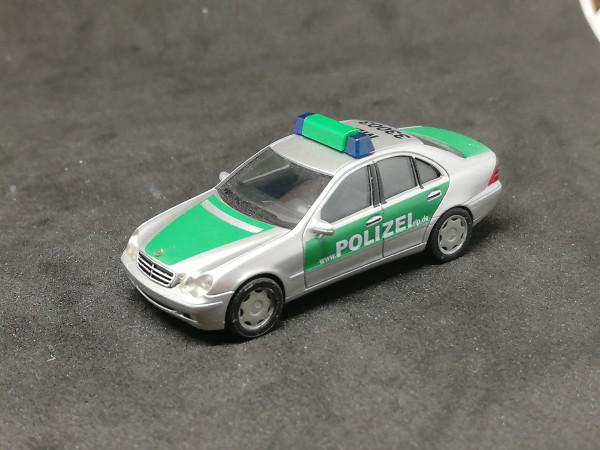 Herpa 045582 Mercedes-Benz C-Klasse Polizei