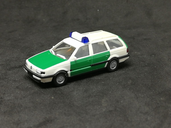 Herpa VW Passat GL Polizei