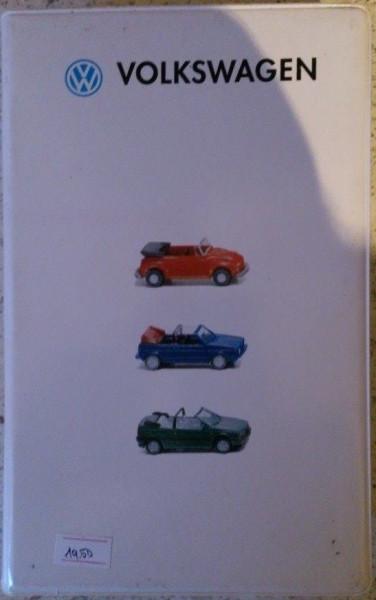 Wiking VW Cabrio Set Auflage 3000ST in OVP